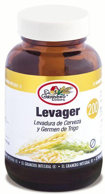 El Granero Integral Levager 200 comprimidos 400mg