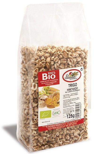 El Granero Integral Trigo Hinchado Bio 125g