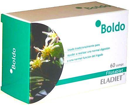 Eladiet Boldo 60 comprimidos