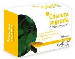 Eladiet Cáscara Sagrada 60 comprimidos