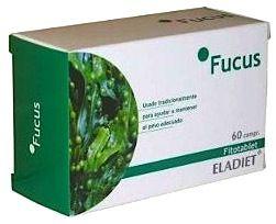 Eladiet Fucus 60 comprimidos