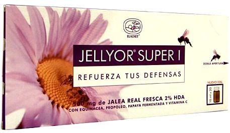 Eladiet Jellyor Super I 20 ampollas