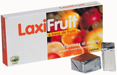 Eladiet Laxifruit 10 cubitos