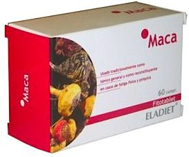 Eladiet Maca 60 comprimidos