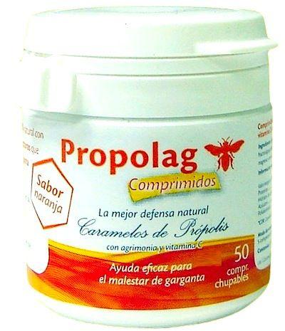 Eladiet Propolag 50 comprimidos