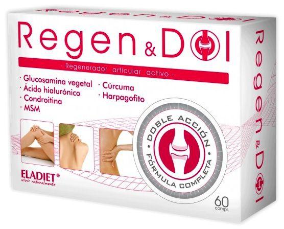 Eladiet Regen & Dol 60 comprimidos