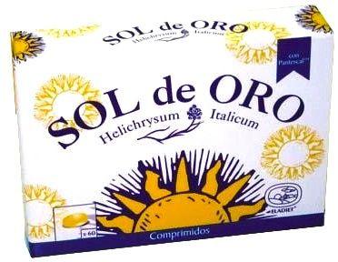 Eladiet Sol de Oro 60 comprimidos