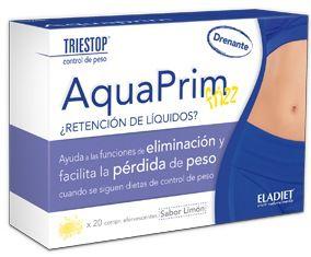 Eladiet Triestop Aquaprim Frizz 20 comprimidos efervescentes