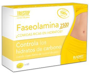 Eladiet Triestop Faseolamina 60 comprimidos