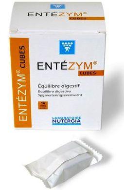 Nutergia Entezym 12 cubos masticables