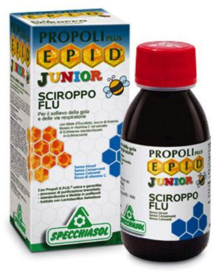 Specchiasol Epid Junior Flu Jarabe 100ml