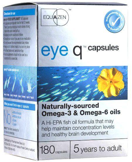Equazen Eye Q 180 cápsulas