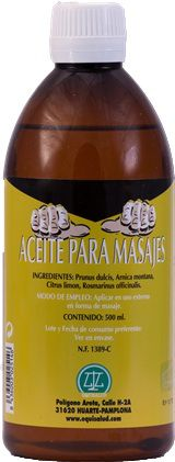 Equisalud Aceite para Masajes 500ml