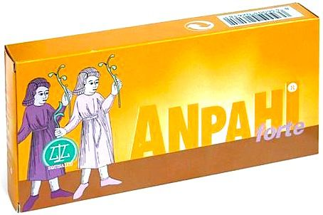 Equisalud Anpahi Forte 20 ampollas