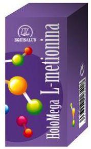 Equisalud Holomega L-Metionina 50 cápsulas