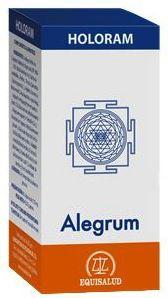 Equisalud Holoram Alegrum 60 cápsulas