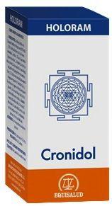 Equisalud Holoram Cronidol 60 cápsulas
