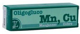 Equisalud Oligogluco Mn-Cu Manganeso Cobre 30ml