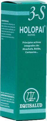 Equisalud Holopai 3S Secreciones Digestivo 31ml