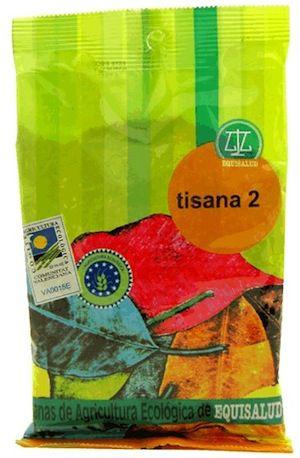 Equisalud Tisana 2 Equilibrio Nervioso bolsa 45g