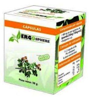 Ergonat Aloe Detox 40 cápsulas
