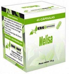 Ergonat Melisa 45 cápsulas