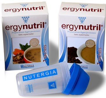 Nutergia Ergynutril Vainilla 7 sobres