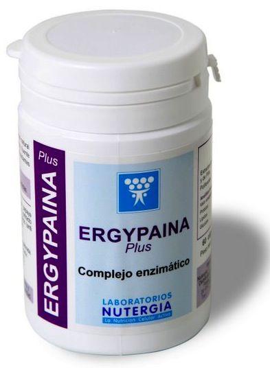 Nutergia Ergypaina Plus 60 cápsulas