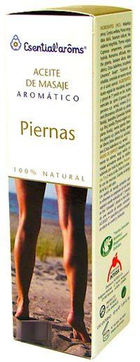 Esential Aroms Aceite de Masaje Piernas 50ml