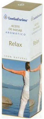 Esential Aroms Aceite de Masaje Relax 50ml