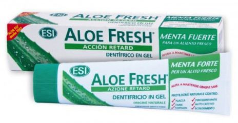 ESI Aloe Fresh Gel Dentrífico 100ml