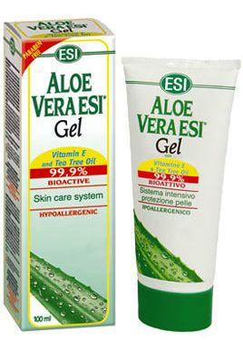 ESI Aloe Vera Gel con Árbol del Té 100ml