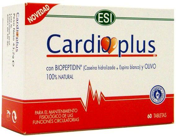 ESI Cardioplus 60 comprimidos