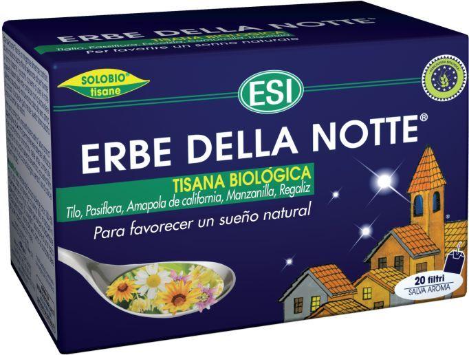 ESI Erbe Della Notte 20 sobres
