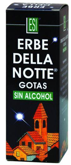 ESI Erbe Della Notte Sin Alcohol 50ml