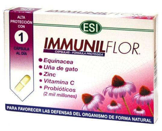 ESI Immunilflor 30 cápsulas