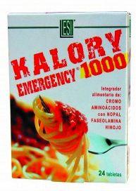 ESI Kalory Emergency 24 comprimidos