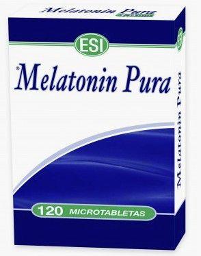 ESI Melatonin Pura 120 comprimidos