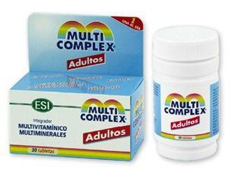 ESI Multicomplex Adultos 30 comprimidos