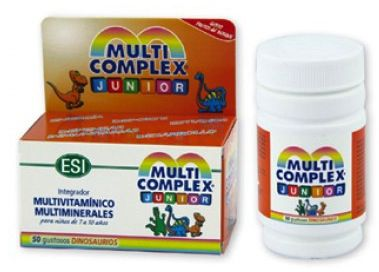 ESI Multicomplex Junior 50 comprimidos