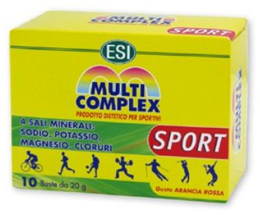 ESI Multicomplex Sport 10 sobres
