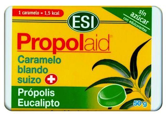 ESI Propolaid Caramelo Eucalipto 50g