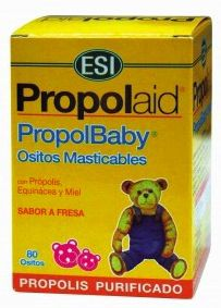 ESI Propolaid Propolbaby 80 osos masticables