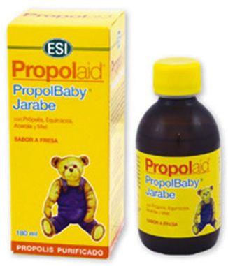 ESI Propolaid Propolbaby Jarabe 180ml