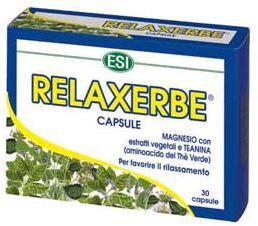 ESI Relaxerbe 30 cápsulas