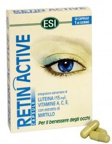 ESI Retin Active 20 cápsulas