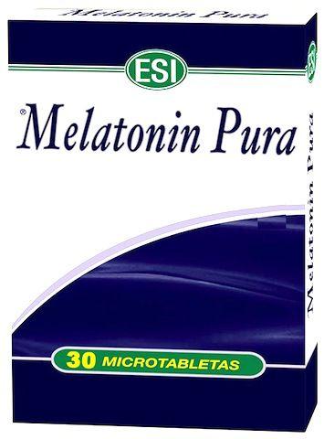 ESI Melatonin Pura 30 comprimidos