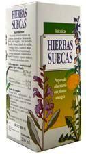 Espadiet Hierbas Suecas Elixir 200ml
