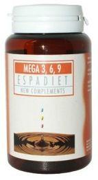Espadiet Mega 3-6-9 50 perlas