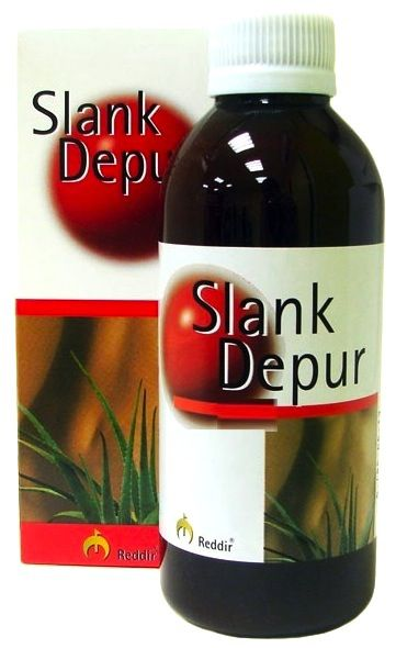 Espadiet Slank Water Depur 250ml